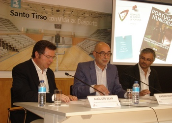 Conf. Imprensa Santo Tirso - Portugal-Hungria