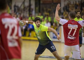 Arsenal C. Devesa : AM Madeira A. Sad - Campeonato Andebol 1 - foto: Pedro Alves