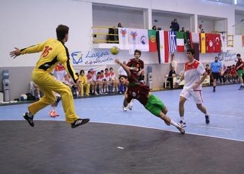 Portugal-Espanha - Jogos Mediterrâneo 2012