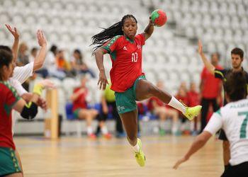 Erica Tavares - Portugal : Argélia - foto: Pedro Alves