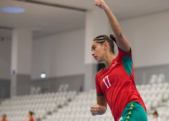 Soraia Lopes - Portugal : Argélia - foto: Pedro Alves