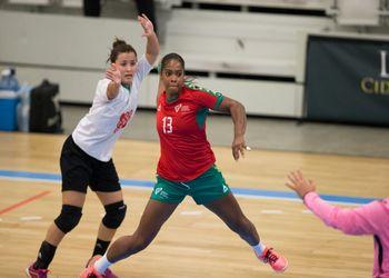 Cláudia Correia - Portugal : Argélia - foto: Pedro Alves