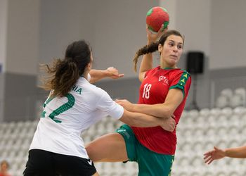 Ana Gante - Portugal : Argélia - foto: Pedro Alves