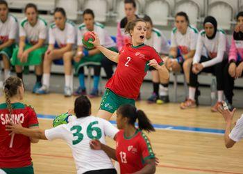 Mariana Lopes - Portugal : Argélia - foto: Pedro Alves