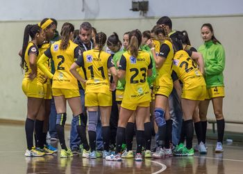 Sir 1º Maio/ ADA CJ Barros - Campeonato Andebol 1