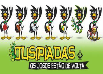 Banner Olisipíadas - os Jogos estão de volta