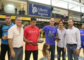 Federação homenageou Luis Bogas e José Ricardo Costa