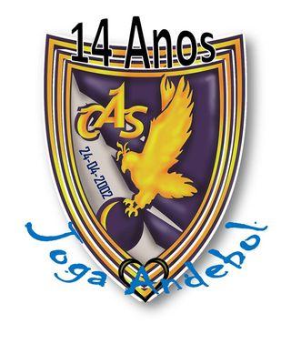Logo CAS – Clube de Andebol de Salvaterra de Magos