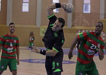 Sporting CP - AM Madeira A. Sad - Campeonato Andebol 1 - foto: Ricardo Rosado