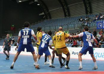FC Porto : ABC Braga - Supertaça Andebol Portimão 2010