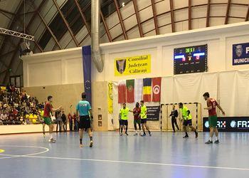 Roménia : Portugal - Carpati Trophy