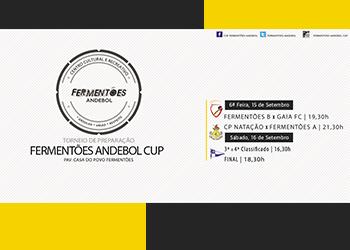 Torneio Guimarães Andebol Cup - 2017