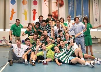 Sporting CP - Campeão nacional juniores 2011