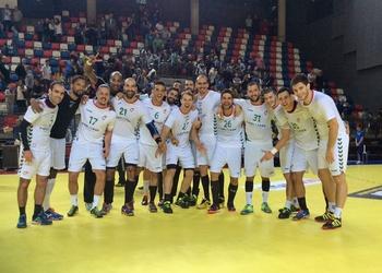 Portugal festeja apuramento para o play-off