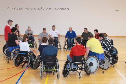 Acção de Formação Centro de Medicina de Reabilitação da Região Centro - Rovisco Pais