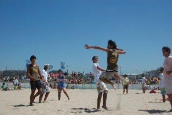 48 Horas de Andebol de Praia - Espinho 2009