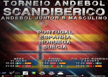 Cartaz Sandiberico 2014 - ao baixo