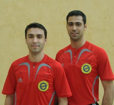 Ricardo Fonseca e Duarte Santos