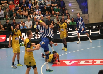 FC Porto-Dunkerque (4) - EHF Champions League