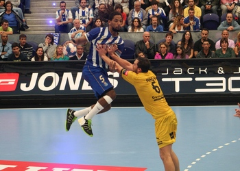 FC Porto-Dunkerque (1) - EHF Champions League