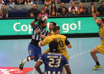 FC Porto-Dunkerque (2) - EHF Champions League