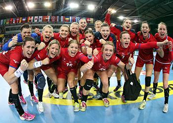 Campeonato do Mundo - Alemanha 2017 - Roménia : República Checa