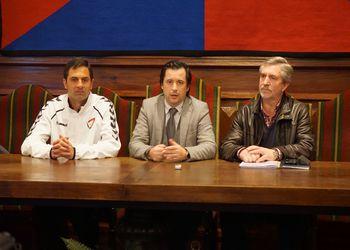 Conferência de imprensa - Portugal - Turquia - S. Pedro do Sul