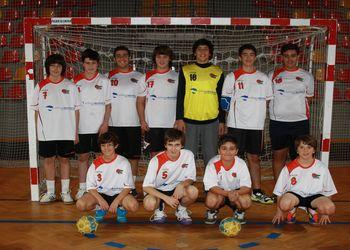 Iniciados - Casa do Benfica no Entroncamento 2012-13