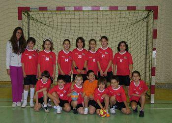 Minis - Casa do Benfica no Entroncamento 2012-13