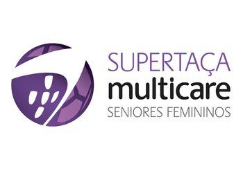 Logo Supertaça Portugal Multicare Seniores Femininos