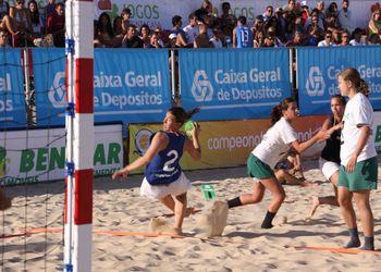 Fase Final Campeonato Nacional Andebol Praia 2009 - 1 e 2 de Agosto, Castro Marim
