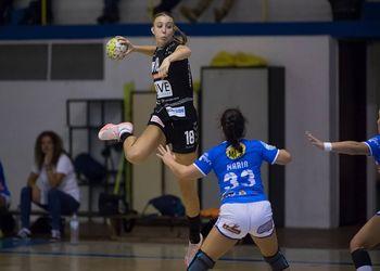 Alavarium Love Tiles : JAC Alcanena - Campeonato 1ª Divisão Feminina - foto: Pedro Alves