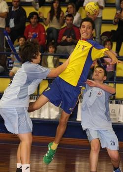 Xico Andebol - Final Iniciados Masc.2009