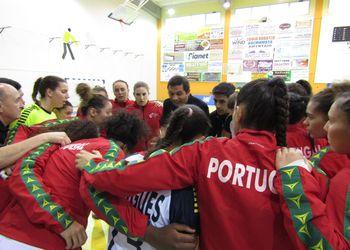 Selecção Nacional A Feminina - Qualificação Play-Off Campeonato Mundo Seniores Femininas 2019
