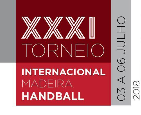 Logo XXXI Torneio Madeira Handball