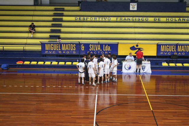 ADA Maia-Ismai : FC Porto - Fase Final Campeonato Nacional 1ª Divisão Iniciados Masculinos - Troféu Pousadas da Juventude 7