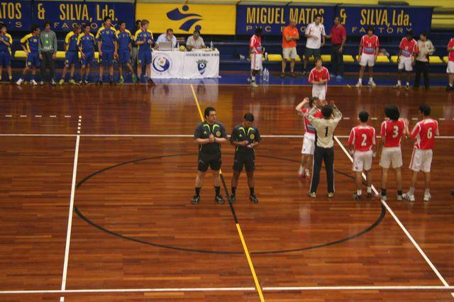 SLB : DFH - Fase Final Campeonato Nacional 1ª Divisão Iniciados Masculinos - Troféu Pousadas da Juventude 1