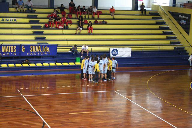 ADA Maia-Ismai : FC Porto - Fase Final Campeonato Nacional 1ª Divisão Iniciados Masculinos - Troféu Pousadas da Juventude 8