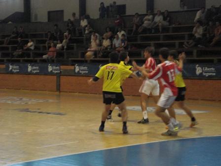 ABC : SL Benfica - Fase Final Campeonato Nacional Juniores Masculinos 1ª Divisão