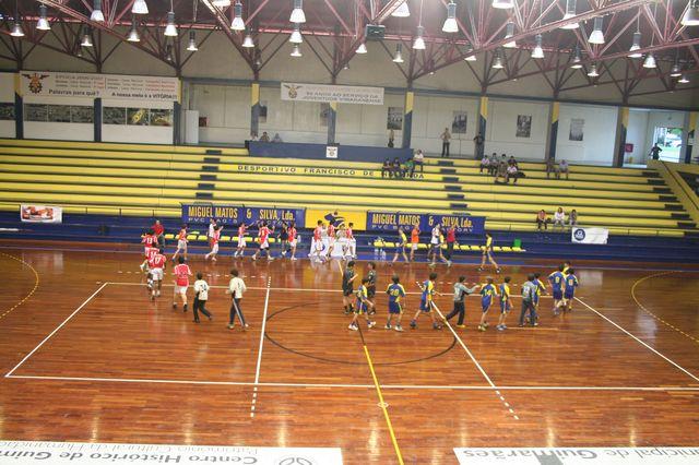 SLB : DFH - Fase Final Campeonato Nacional 1ª Divisão Iniciados Masculinos - Troféu Pousadas da Juventude 3