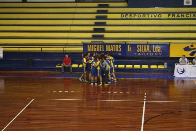SLB : DFH - Fase Final Campeonato Nacional 1ª Divisão Iniciados Masculinos - Troféu Pousadas da Juventude 4