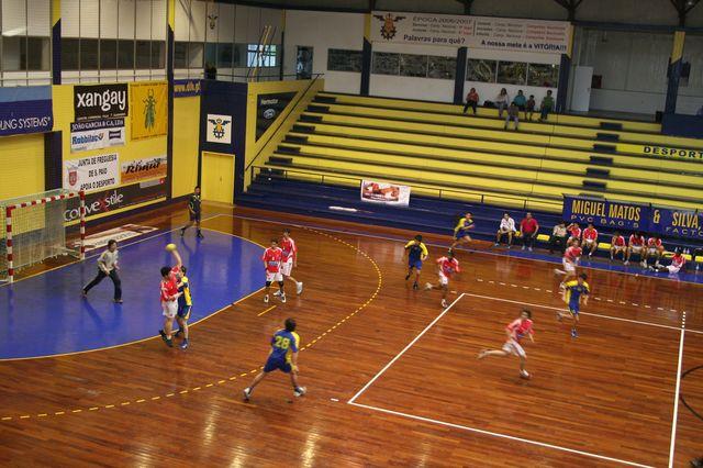 SLB : DFH - Fase Final Campeonato Nacional 1ª Divisão Iniciados Masculinos - Troféu Pousadas da Juventude 7