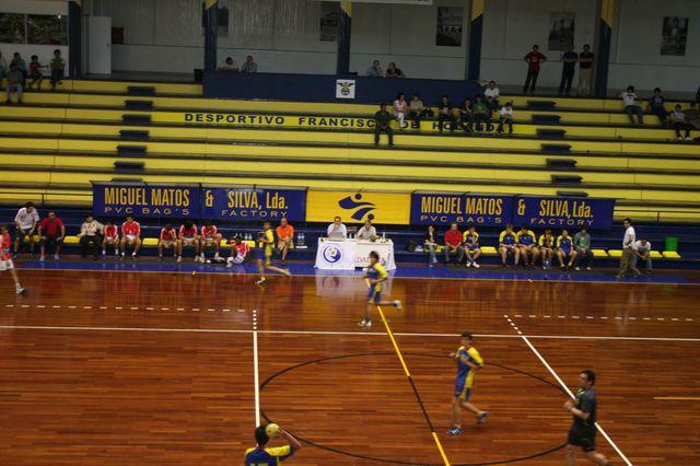 SLB : DFH - Fase Final Campeonato Nacional 1ª Divisão Iniciados Masculinos - Troféu Pousadas da Juventude 10