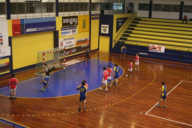 SLB : DFH - Fase Final Campeonato Nacional 1ª Divisão Iniciados Masculinos - Troféu Pousadas da Juventude 9