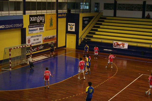 SLB : DFH - Fase Final Campeonato Nacional 1ª Divisão Iniciados Masculinos - Troféu Pousadas da Juventude 16