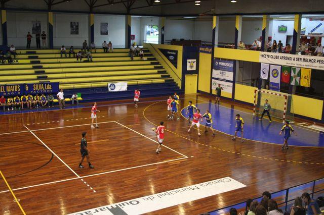 SLB : DFH - Fase Final Campeonato Nacional 1ª Divisão Iniciados Masculinos - Troféu Pousadas da Juventude 12