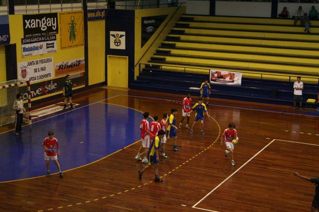 SLB : DFH - Fase Final Campeonato Nacional 1ª Divisão Iniciados Masculinos - Troféu Pousadas da Juventude 14