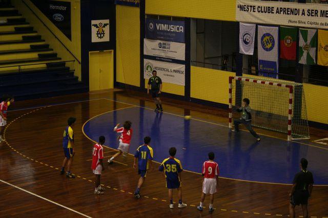 SLB : DFH - Fase Final Campeonato Nacional 1ª Divisão Iniciados Masculinos - Troféu Pousadas da Juventude 17