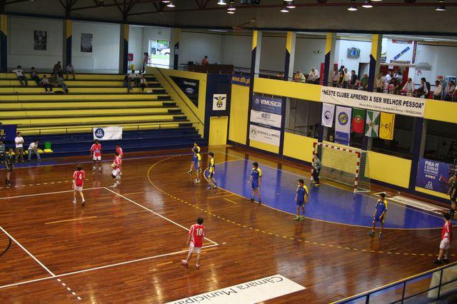 SLB : DFH - Fase Final Campeonato Nacional 1ª Divisão Iniciados Masculinos - Troféu Pousadas da Juventude 6