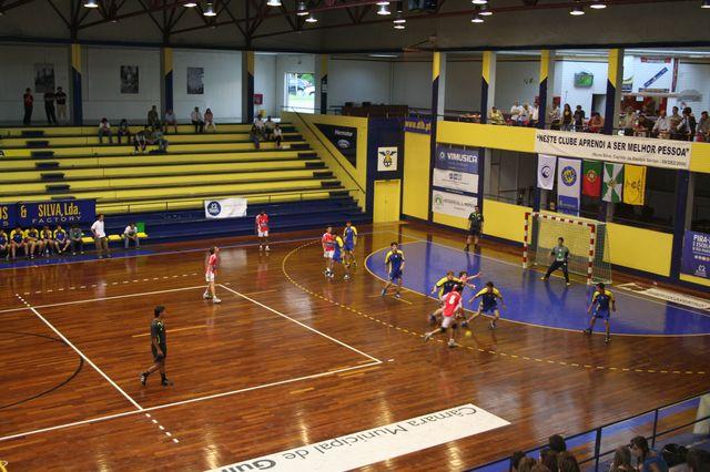SLB : DFH - Fase Final Campeonato Nacional 1ª Divisão Iniciados Masculinos - Troféu Pousadas da Juventude 13